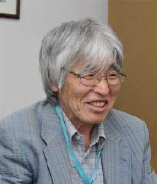 館長・農学博士 平山 良治さん